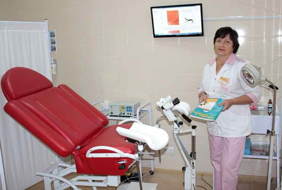 В кабинете будет происходить пайпель биопсия эндометрия
