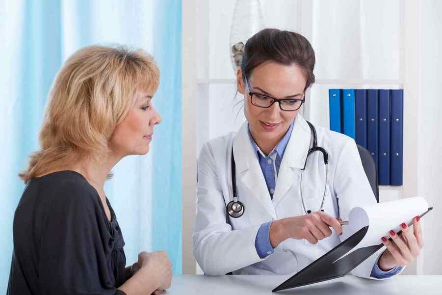 дисфункция яичников при климаксе