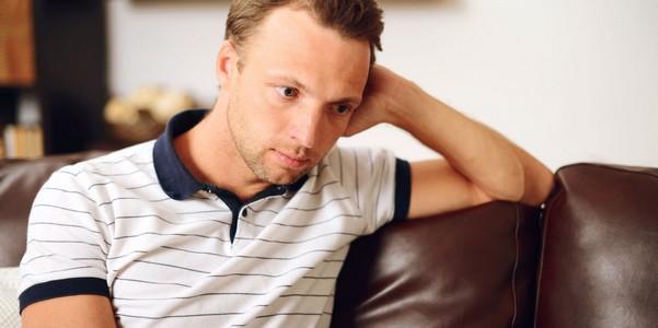 У мужчины появились симптомы аденомы простаты